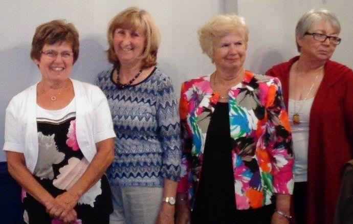 Gateway Garden Club Officers